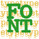 FontType icon